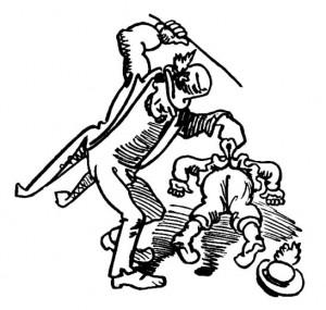 2015-09-27 Prügel